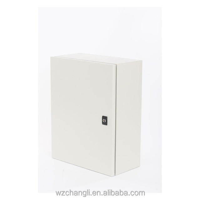 Galvanized Steel Electrical Wall Mounted Enclosures Boxes