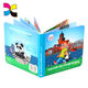 Printing all over the world Author's /publishing colorful Children kid cardboard learning book