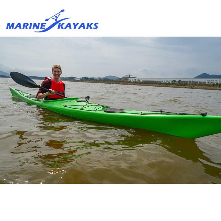 OCEANO rigido pacchetto a buon mercato Pesca NUOVO Kayak CON PADDLE E pieghevole schienale