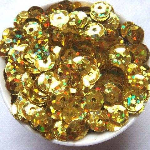 Fabriek Groothandel 2 Mm Losse Ronde Sequin Bulk Losse Sequin