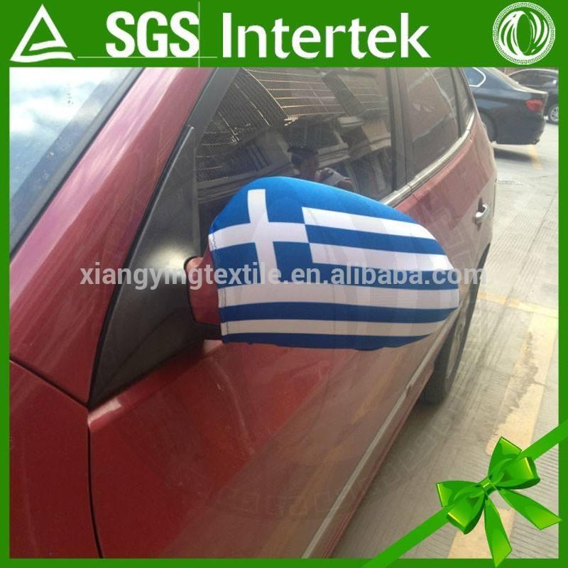 الصين الجملة الحافلة الجانب مرآة السيارة العلم اليوناني
