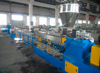 HOT SALE PP/LDPE/PVC Co-rotating Twin Screw Extruder Machine/Plastic Granulator in Good Price