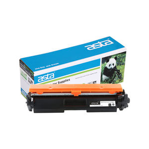 Asta factory wholesale price compatible cf217a toner for hp laserjet toner 17a