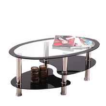 cheap steel tea table glass tea table design