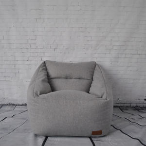 Indoor Fauteuil Grijs Bean Bag Bank