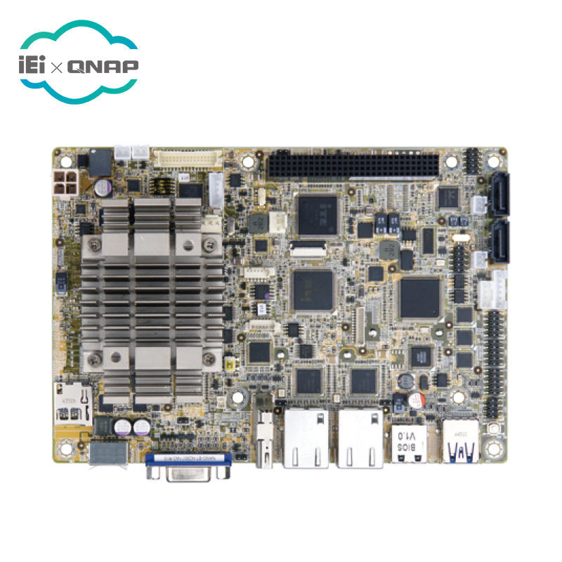 IEI NANO-BT-E38451 EPIC SBC with supporting 22nm Intel Atom E3845 embedded mainboard atom