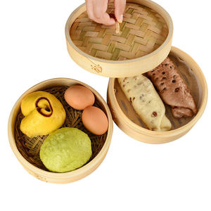 Wholesale Cheap Mini Dim Sum Bamboo Steamer Rice