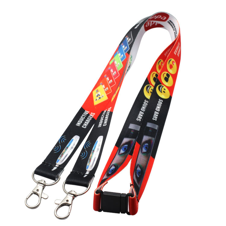 Grosir Kustom Double Hook Anak Alat Tali Safety Lanyard