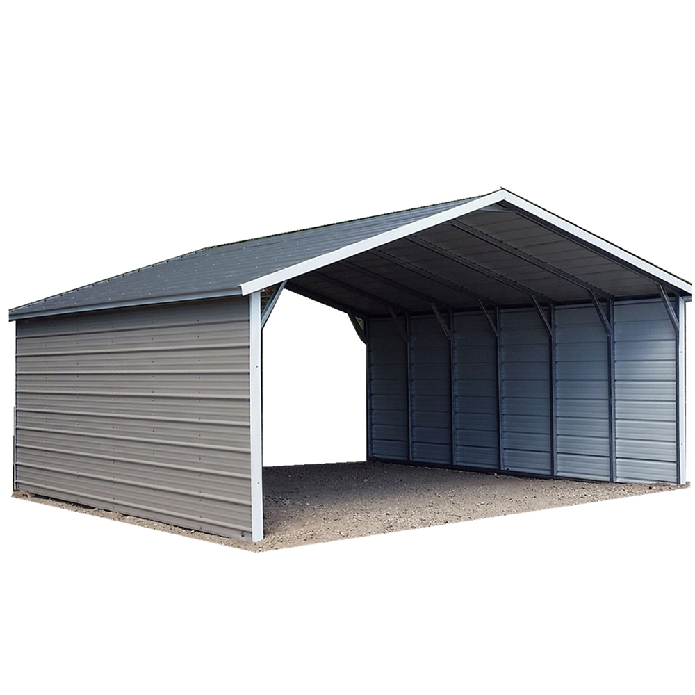 2019 new style prefab building metal/steel structure/storage shed