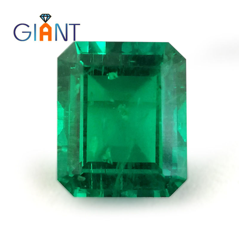 AAA synthetic emerald price per carat hydrothermal colombian emerald for sale