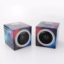 shenzhen cardboard speakers foldable cardboard paper box speaker