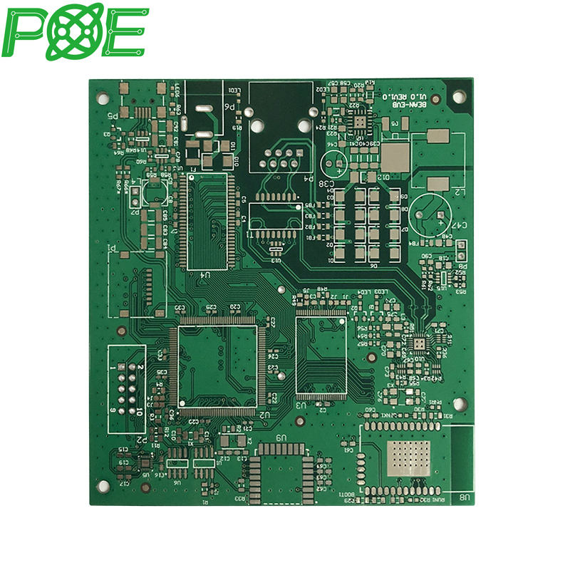 6 8 10 Layer Motherboard PCB&PCBA Gold Finger circuit board Supplier Shenzhen