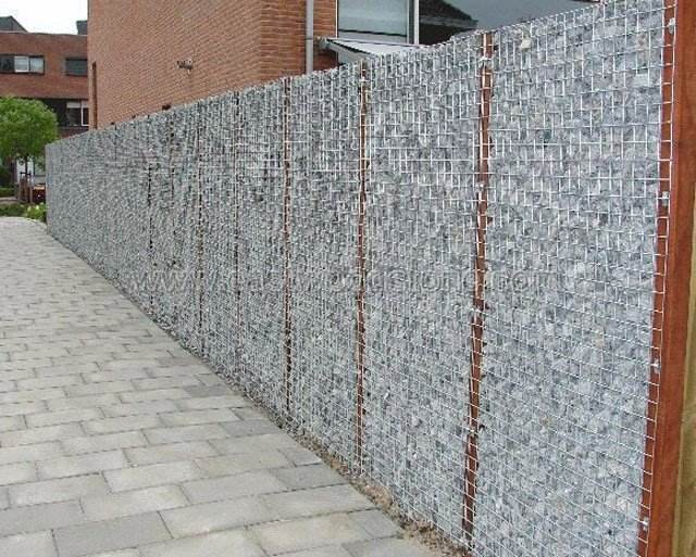 construction stone gabions