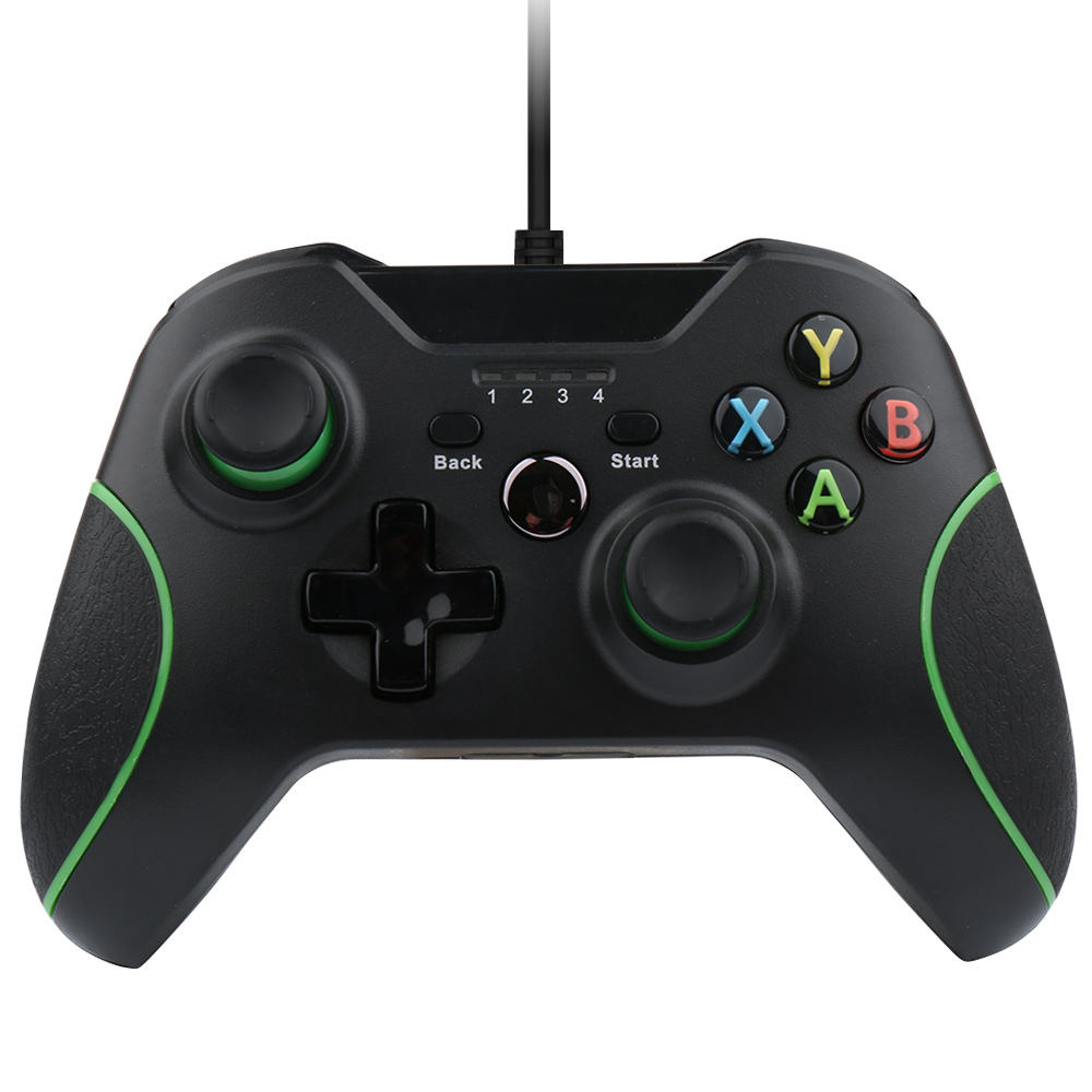 USB Wired Game Gamepad for Xbox ONE Window PC Controller