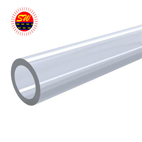 Transparent or half Transparent Tube for Packing