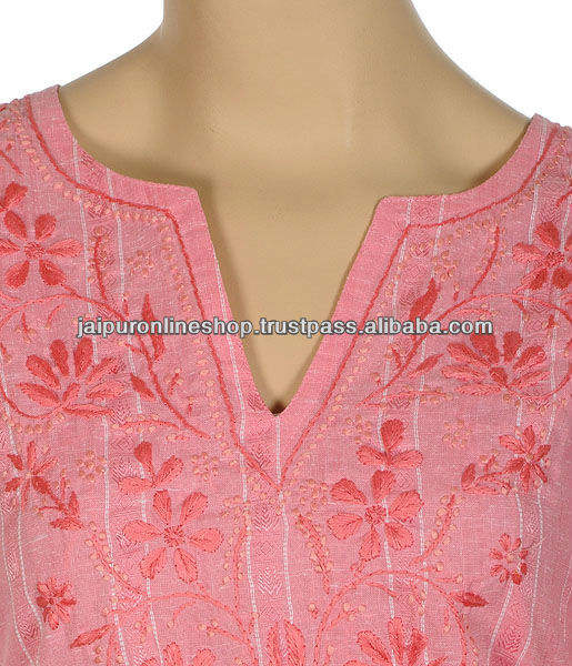 Embroidery Kurtas | Lucknow kurtas | Embroidered Kurtis