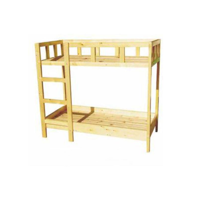 Meilleur prix polonais en bois lit superposé séparable