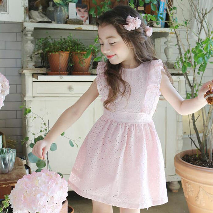 Online Buy Cheap Clothes Gowns Girl 2 Years Summer Cotton Dress