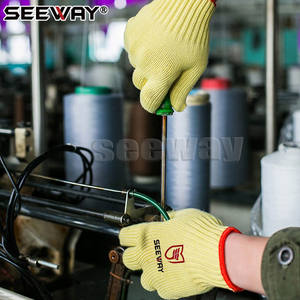Level 3 Cut Resistance Gloves Fire Protection