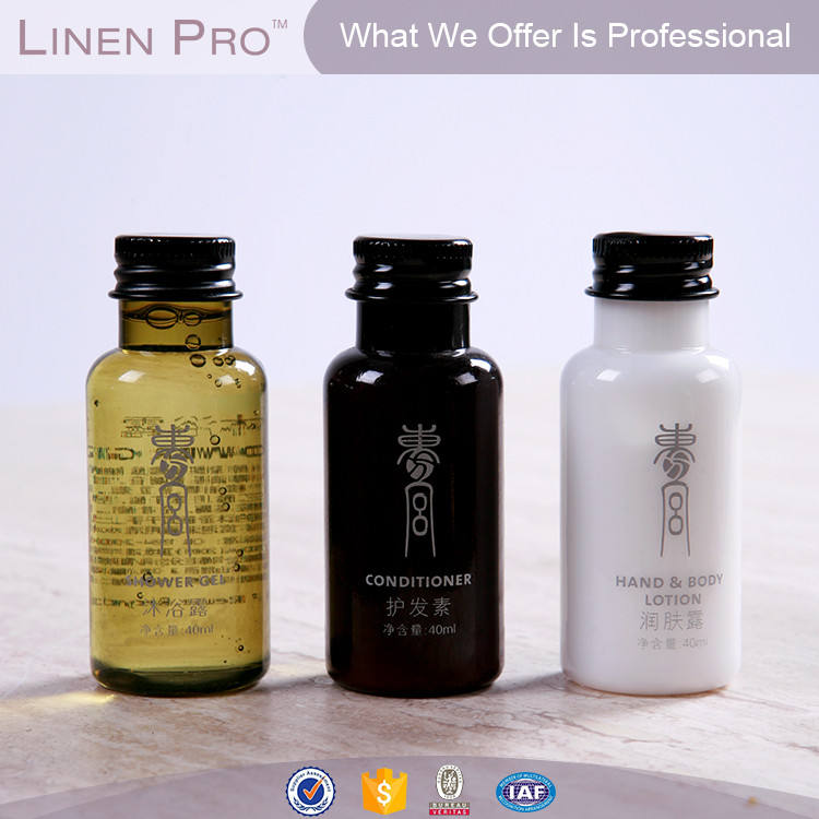 LinenPro high quality new product design toiletries hotel/customized,personal toiletries to hotels,personalized hotel toiletrie