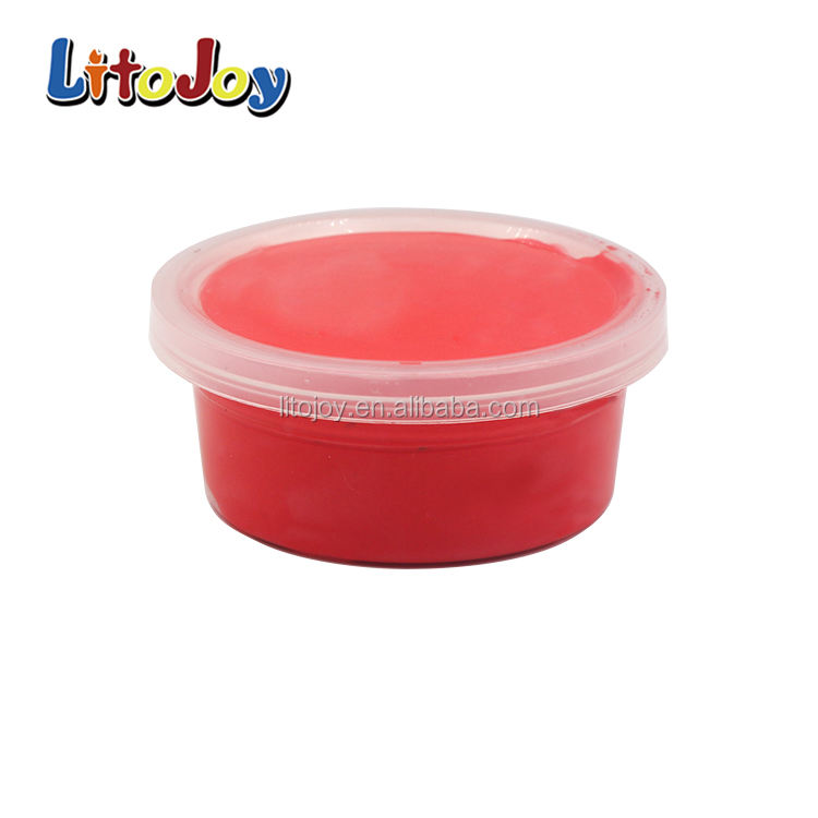 Wholesale 20g red air harden light clay
