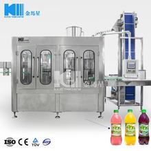 small juice filling production machine