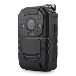 Senken OEM manufacturer infrared night version built-in GPS with HDMI port waterproof IP67 police body camera cheap