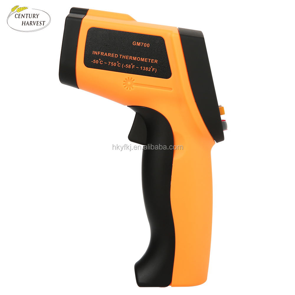 S-HW700 Infrared non contact thermometer CE approved pyrometer distance meter On Sales thermometer gun