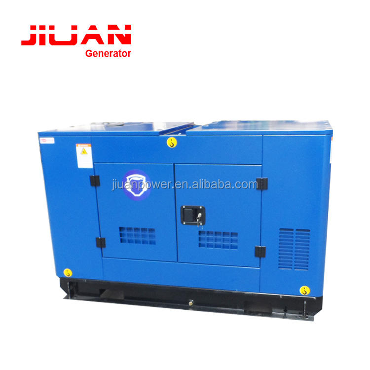 guangzhou factory price sale 20KW power silent electric 20kw generator generac diesel
