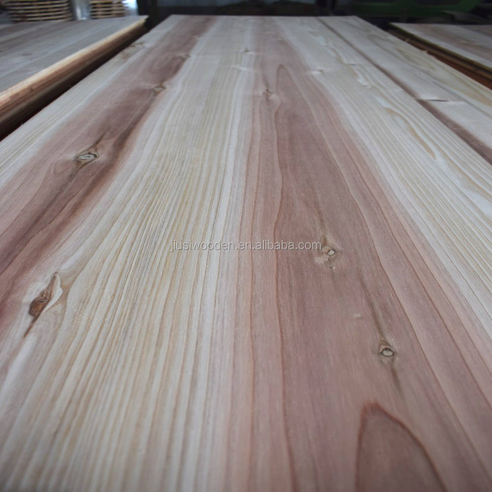 pine/fir/spruce full stave solid wood panels for funiture board