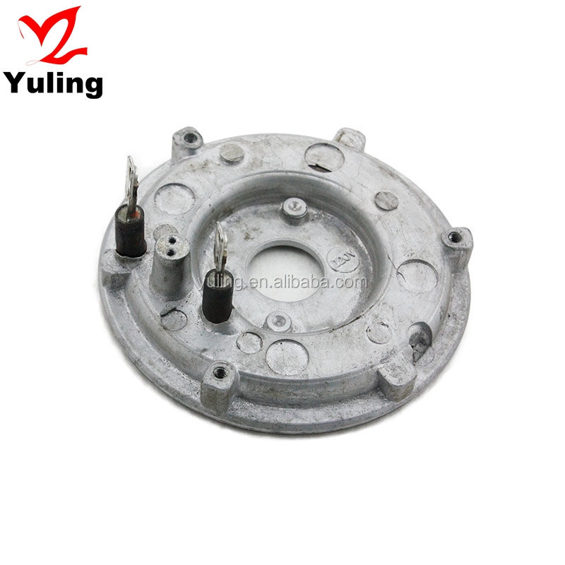 casting aluminum heating element for coffee maker
