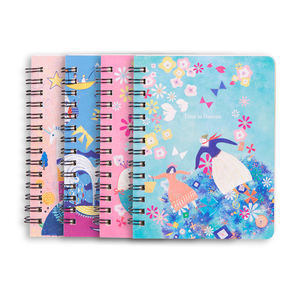 Best selling custom cheap spiral notebook wholesale