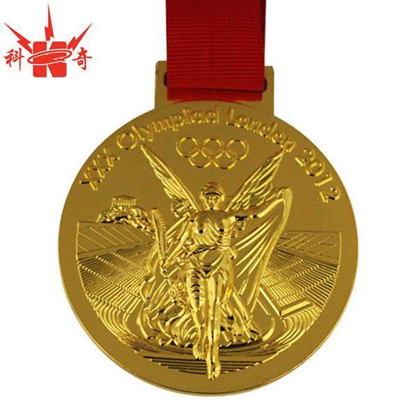 Personnalisé Médaille d'or de <span class=keywords><strong>Londres</strong></span> Sport olympique de 2012