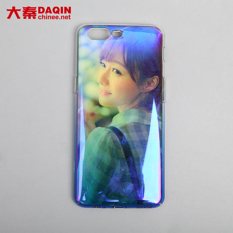 Custom Mobiele Shell Digitale Vinyl Printing Telefoon Skin Case Maker