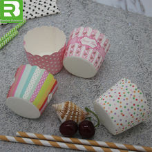 Decoration Baking Muffin Cupcake Greaseproof Paper Cake Cups