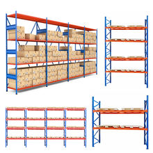 CE certificate heavy duty 19 inch rack mobile racking system vertical racking