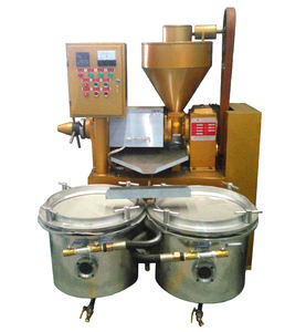 High performance filter coconut oil expeller