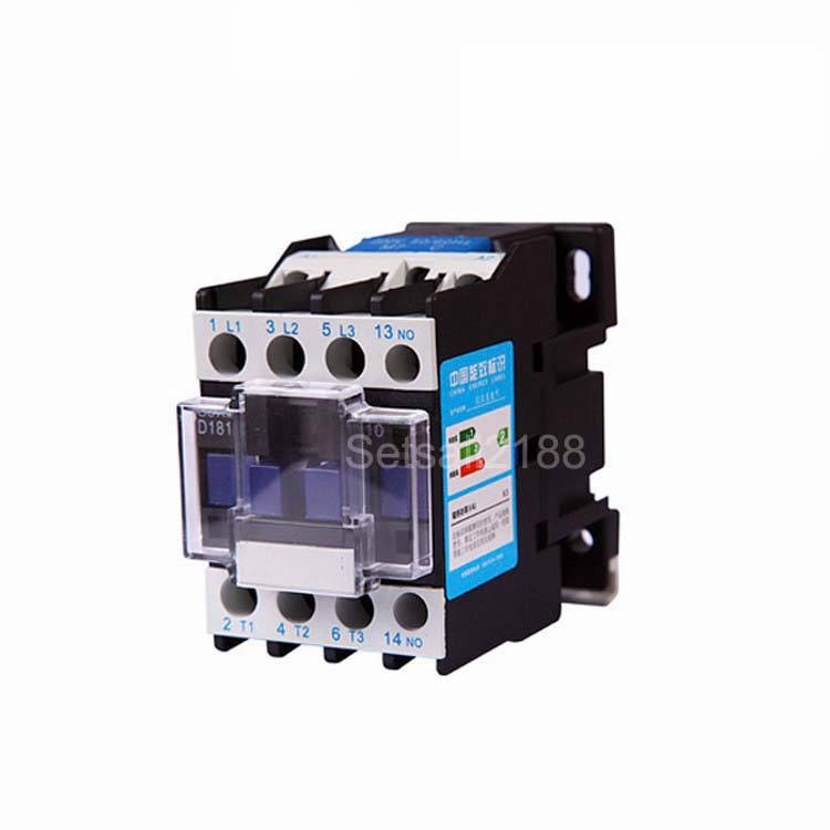 Fst  New  Delixi  CJX2s-1801  AC36V  Ac  contactor  free shipping