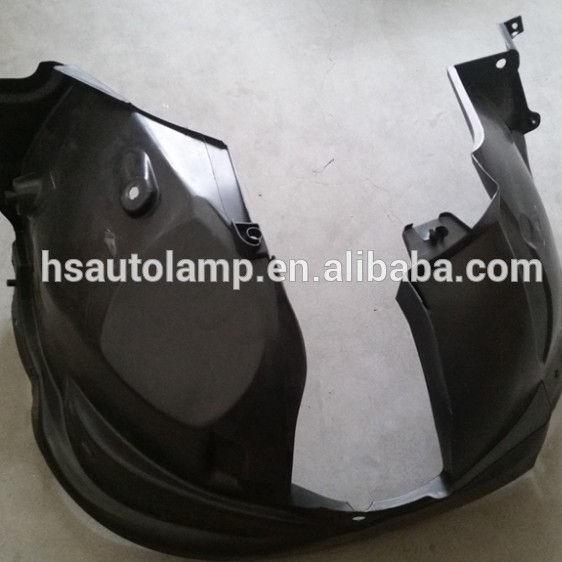 New Set of 2 LH /& RH Side Front Inner Fender Splash Shield Liner Fits Protege