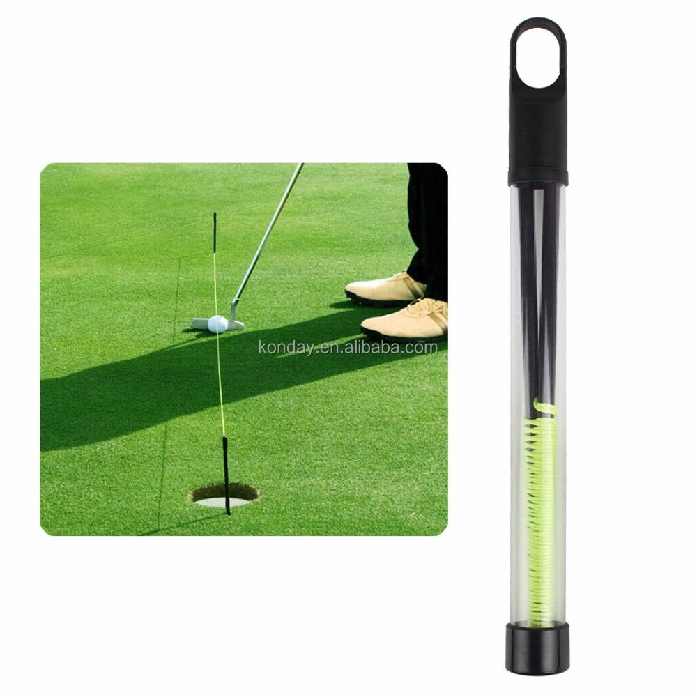 Golf Training Aids Golf Putting String With Pegs