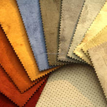 Suede Car Seat Fabric