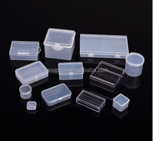 Small PP material Hard plastic case for metal parts packing