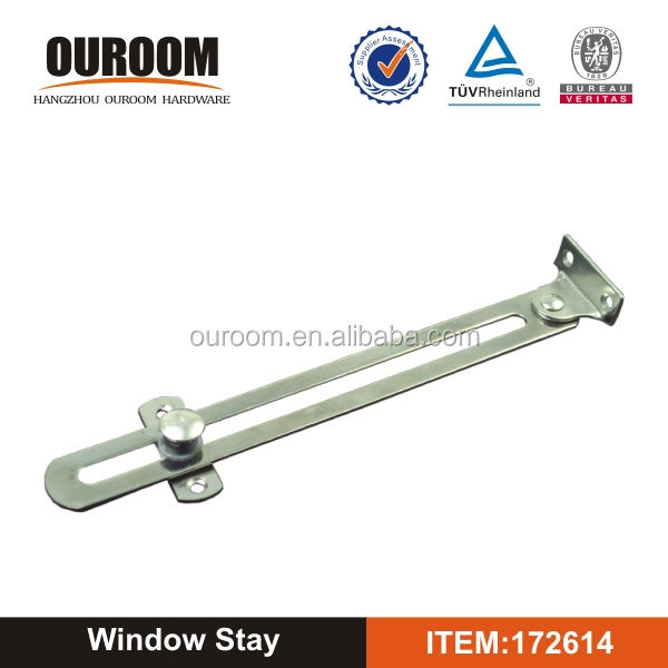 Adjustable Casement Stay Window Hinge Stainless Steel Stay