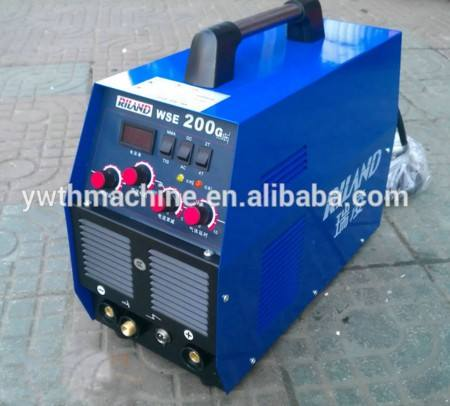 AC and DC dual purpose argon arc welding machine Aluminum welding machine TIG Welder
