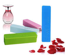 emergency perfume powerbank, hot selling factory direct electronic products