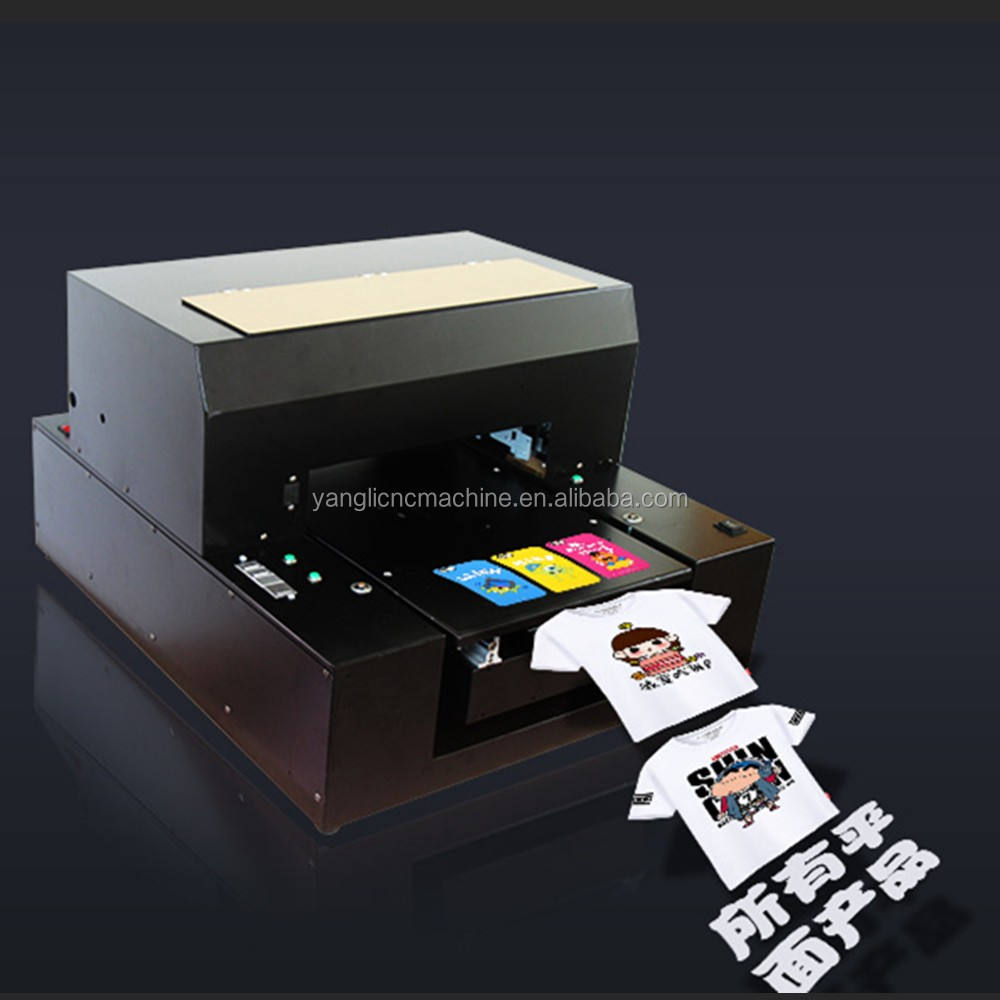 Save money to buy flatbed printing machines for plastic