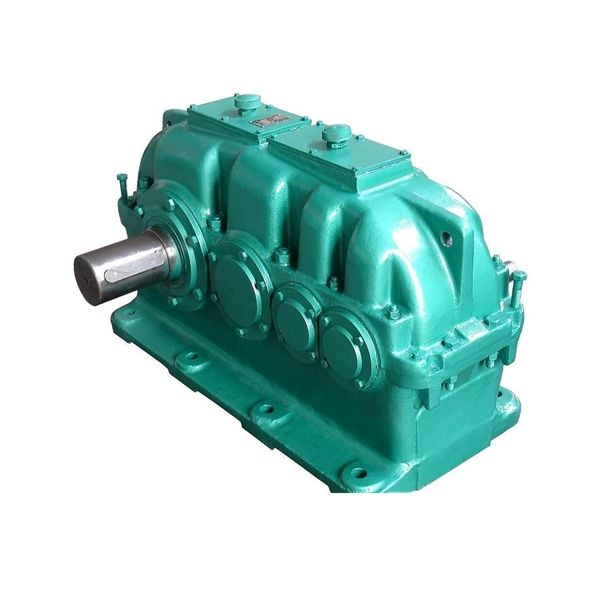 ZSY series transmission grinding gear reducer harden tooth surface three-stage cylindrical gearbox zsy560 reductor for mines