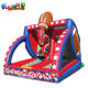 Inflatable football goal inflatable football toss game