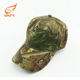 Fashion panels multicam camouflage outdoor army baseball cap