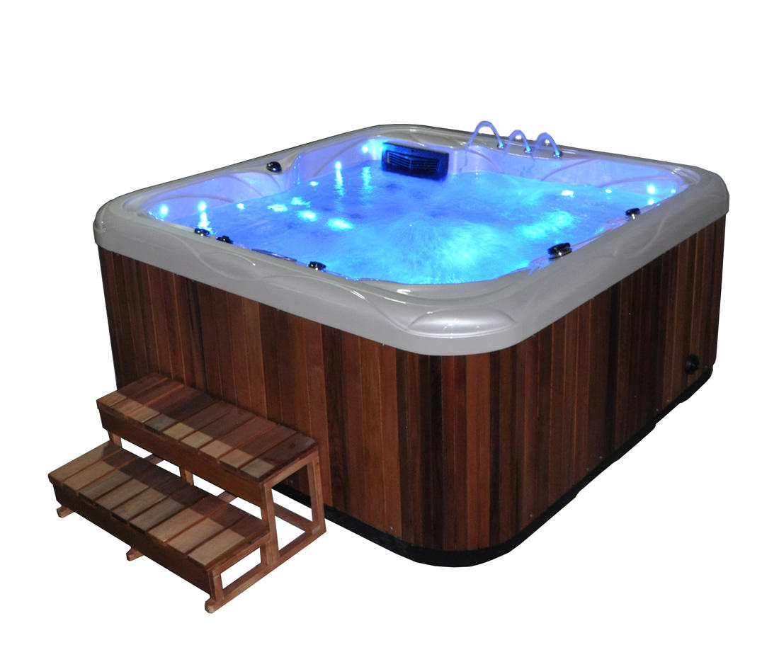 Hệ thống trong trẻo whirlpool <span class=keywords><strong>spa</strong></span> JCS-62 với CE / SAA / ETL